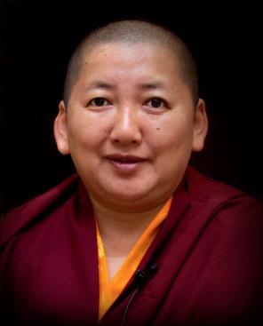 I.E. Mindrolling Jetsün Khandro Rinpoche